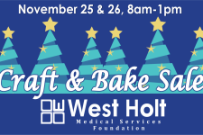 craft and bake sale fundraiser