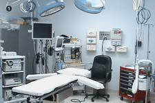 Surgery Room for Endoscopy Procedures