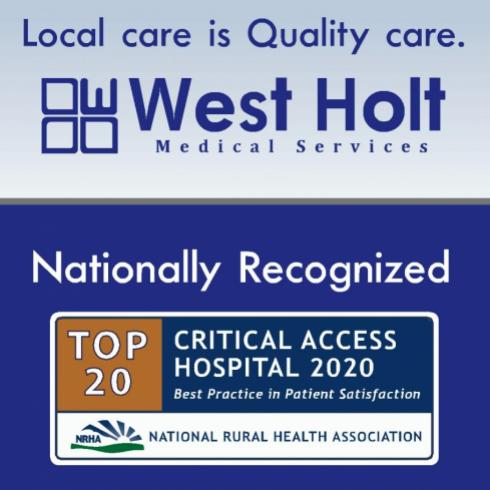 top 20 critical access hospital award patient satisfaction