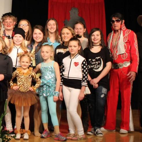 past variety show participants