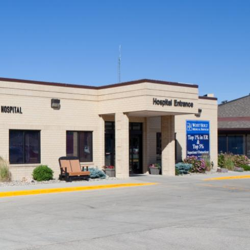 west holt medical services facility