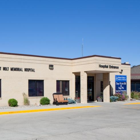 picture of west holt medical services facility