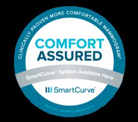 SmartCurve 3DMammography button