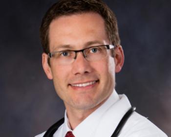 Doctor Jarrod Wiegman